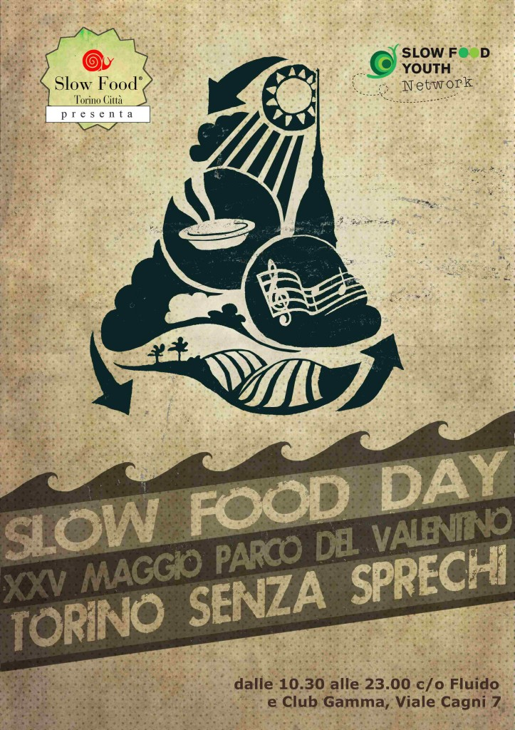 Slow Food Day Turin 2013