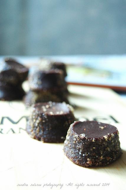 Sabbiosini al cioccolato