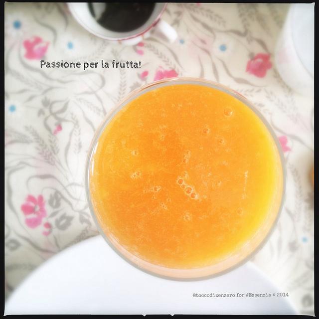 Passione per la Frutta, Essenzia