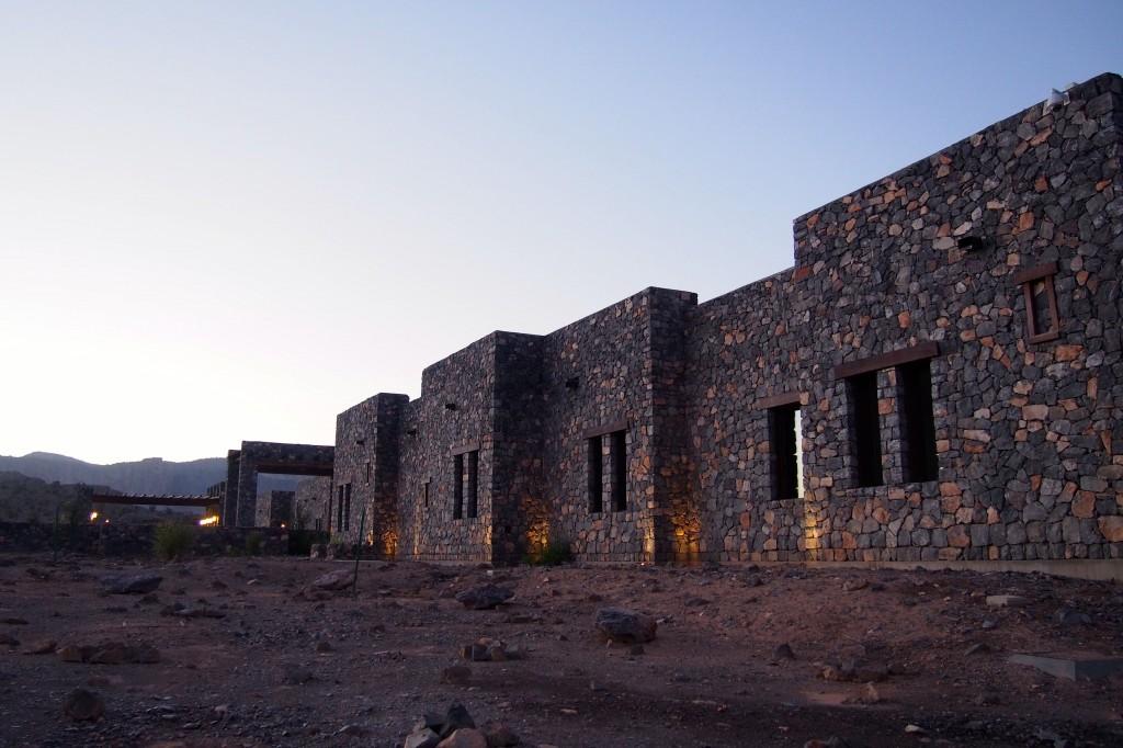 Struttura Alila Jabal Pietre