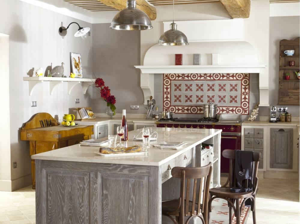Awesome Cucina Rustica Economica Pictures - Design & Ideas 2017 ...