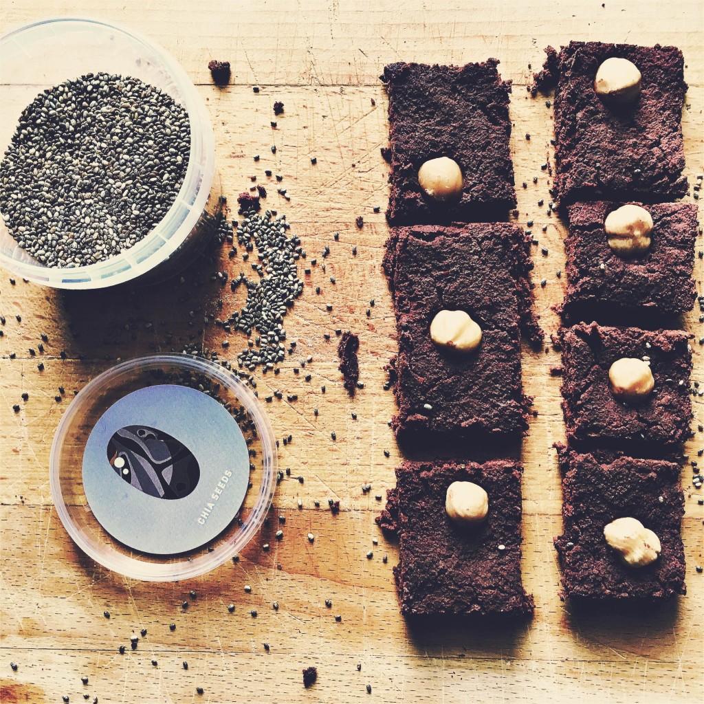Brownies alla barbabietola