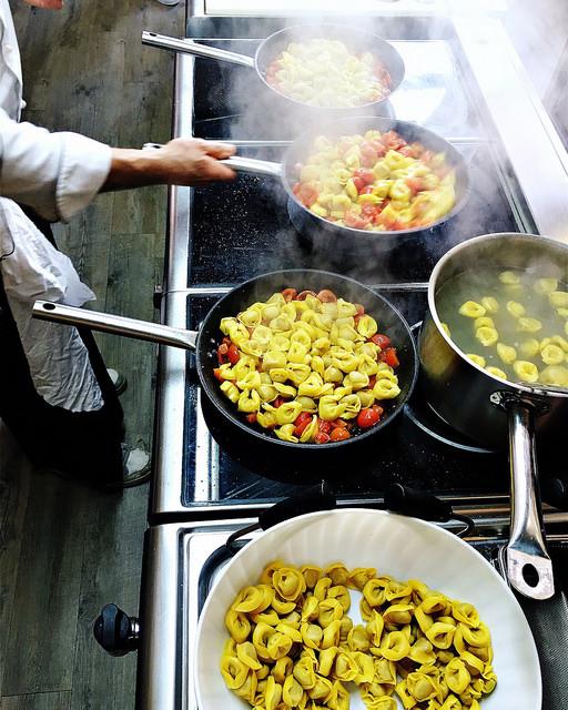 In cucina con gusto e benessere