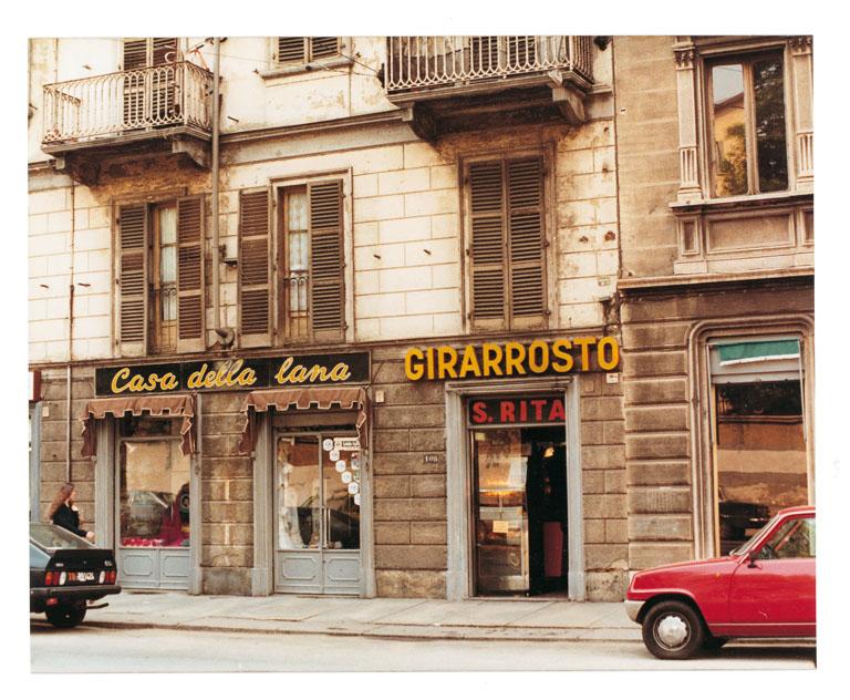 Archivio foto Girarrosti Santa Rita