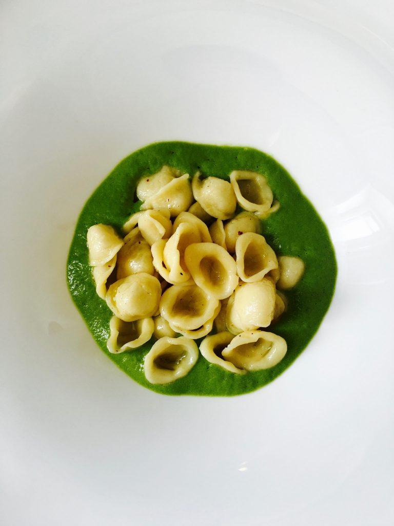 Orecchiette e cime di rapa Chiodi Latini New Food