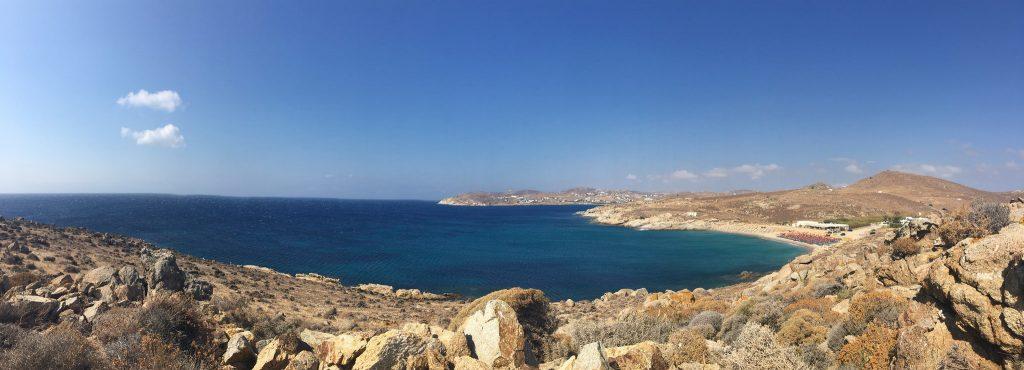 Lia Beach, Mykonos