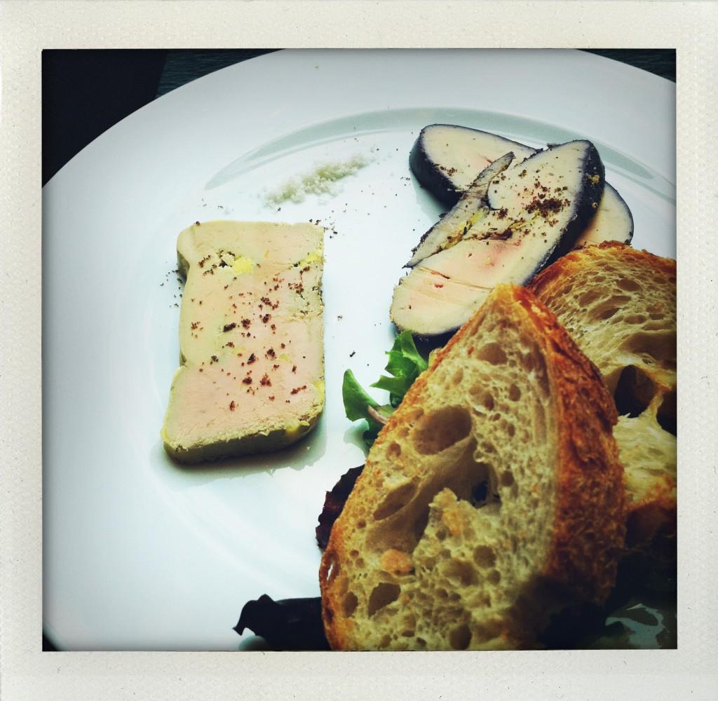 duo du foie gras