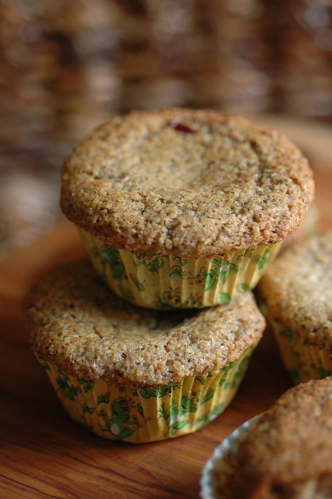 muffin grano saraceno