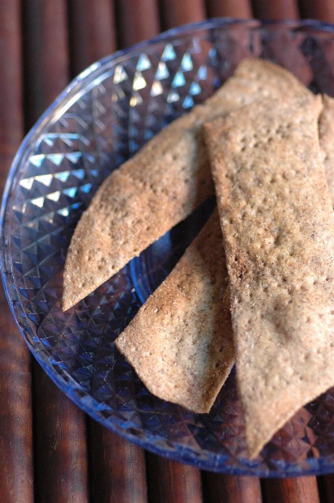 crackers integrali grano saraceno