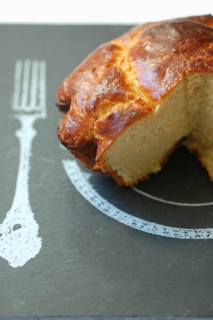 Pasta brioche per le feste
