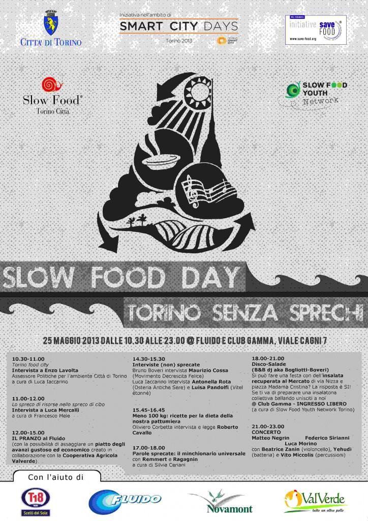 SFDAY2013- Torino senza Sprechi!