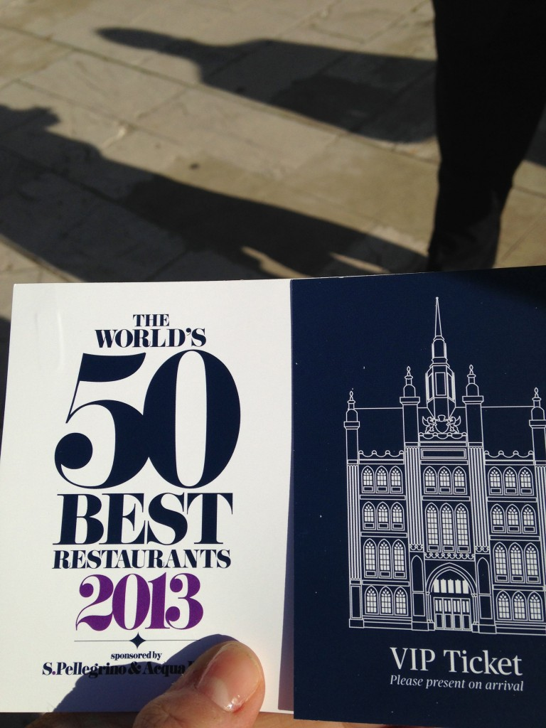 The worlds50best