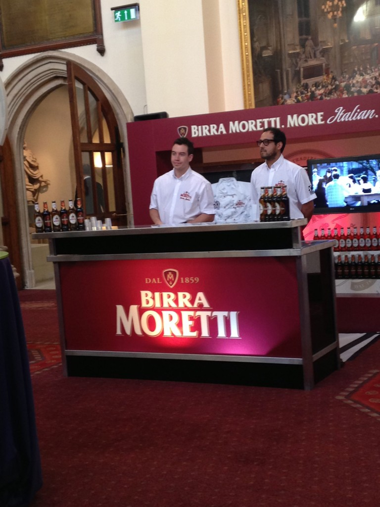 The worlds50best Birra Moretti