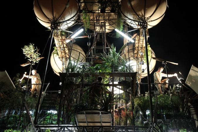 expedition vegetale: la machine