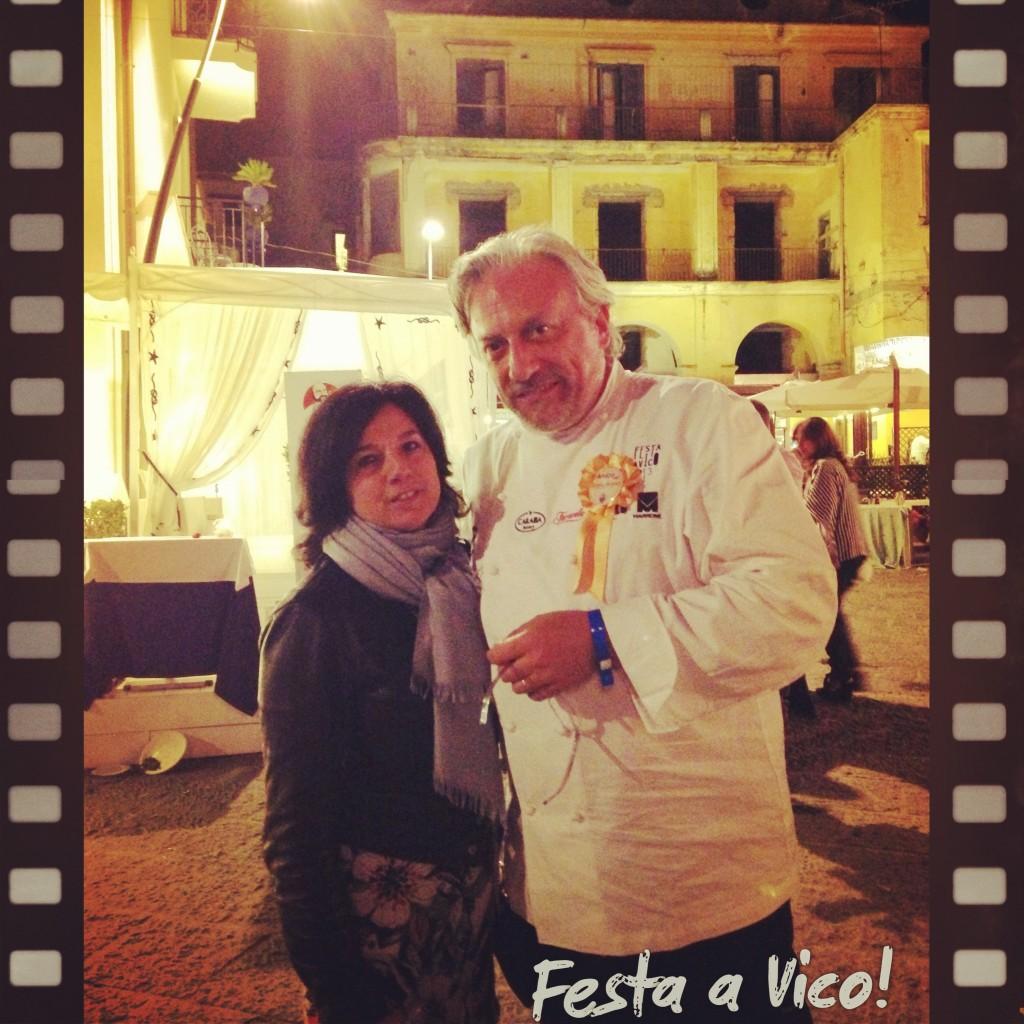 Davide Scabin et moi ;-))