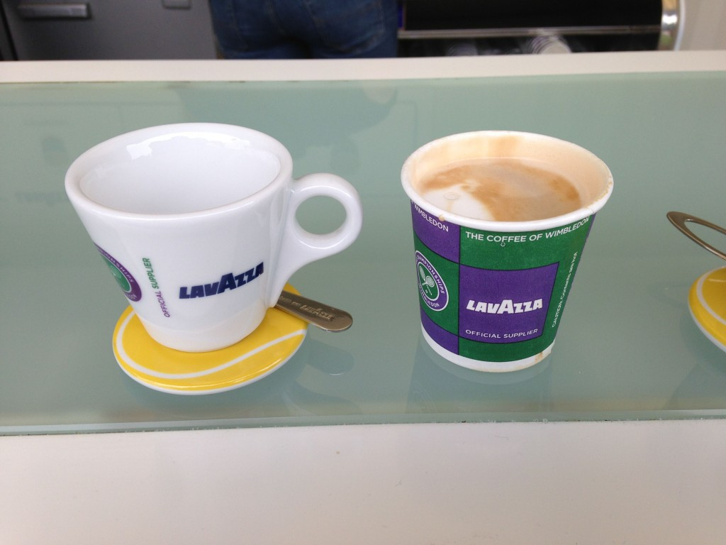 New Tradition Lavazza- limited edition cups