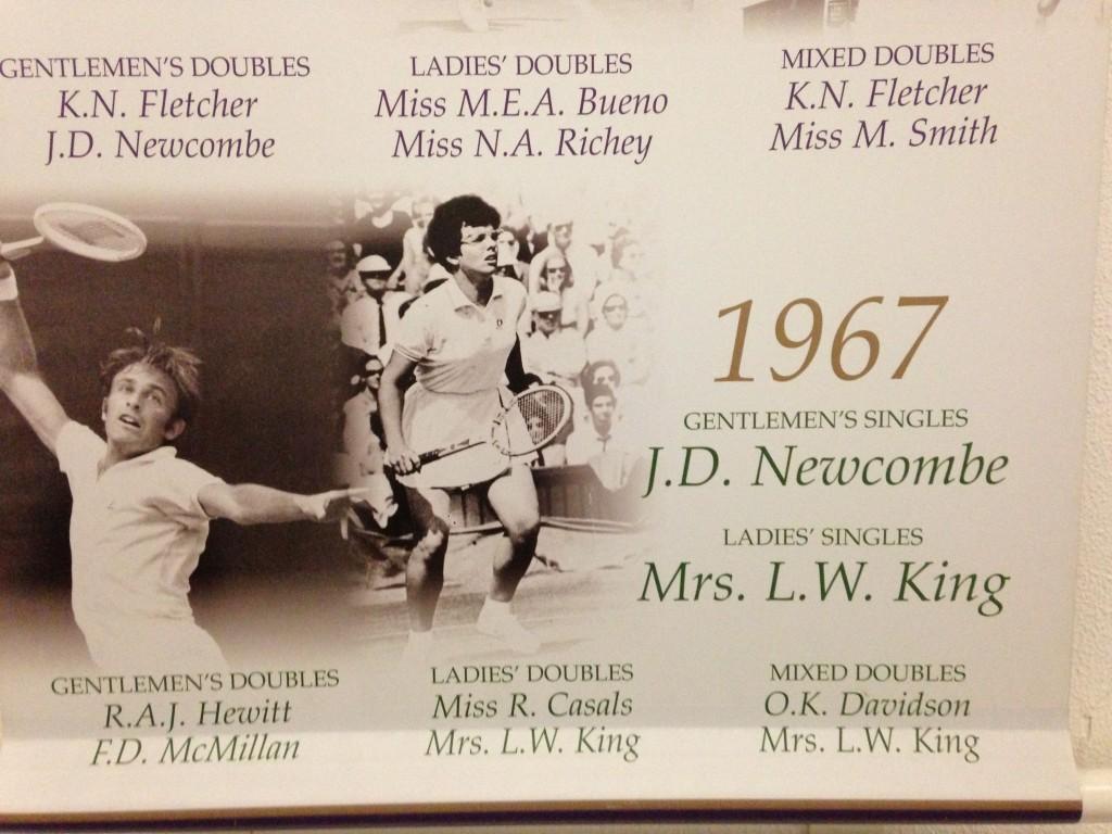 Wimbledon 1967
