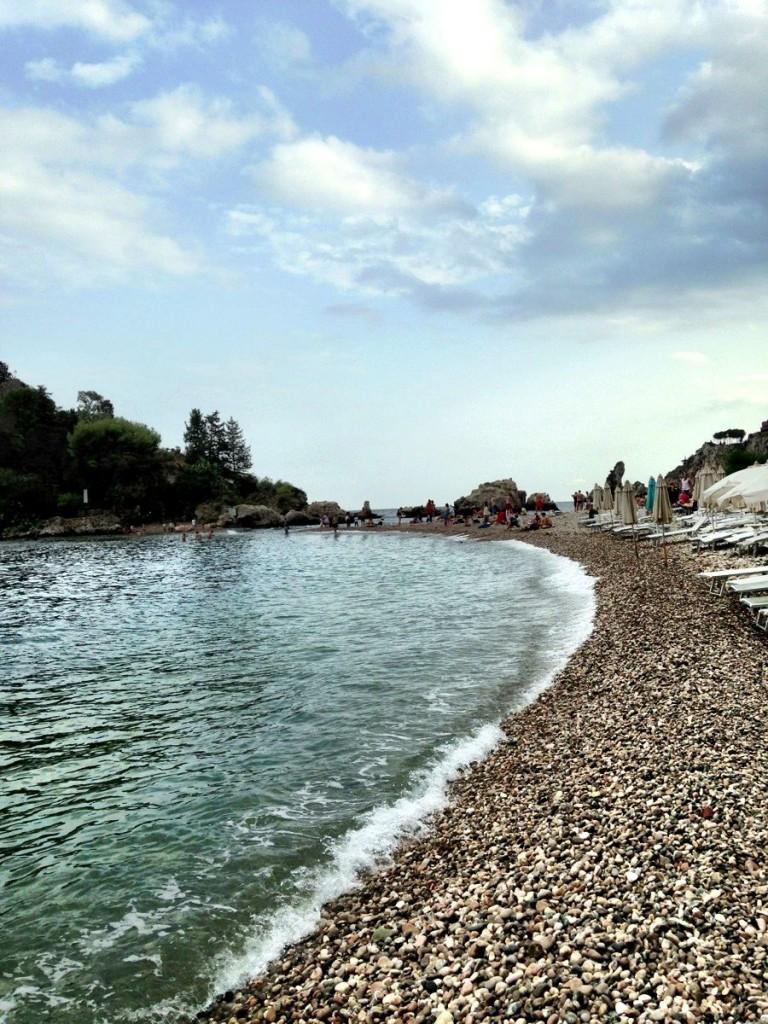 La Plage resort spiaggia