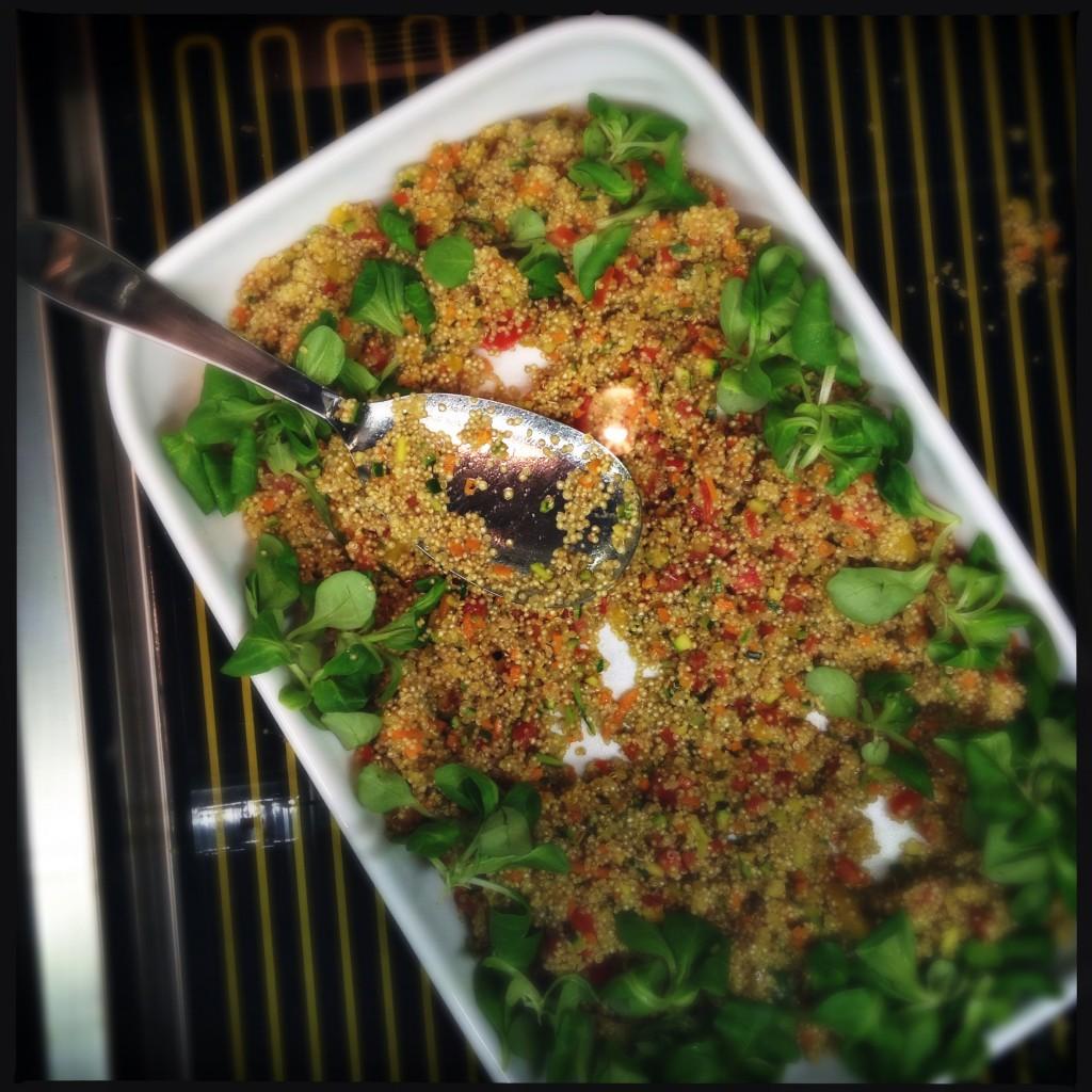 Quinoa salad [Isa e Vane]