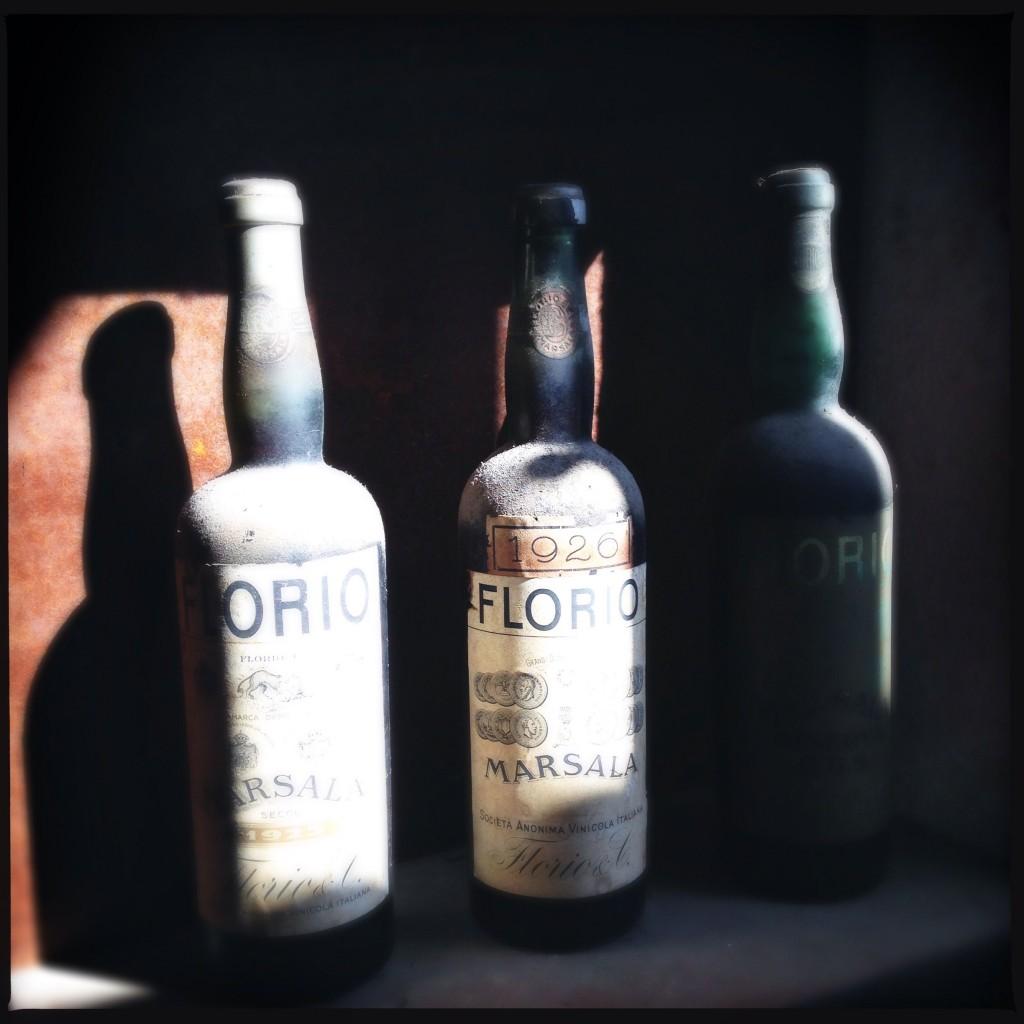 Bottiglie d'annata- Cantine Florio