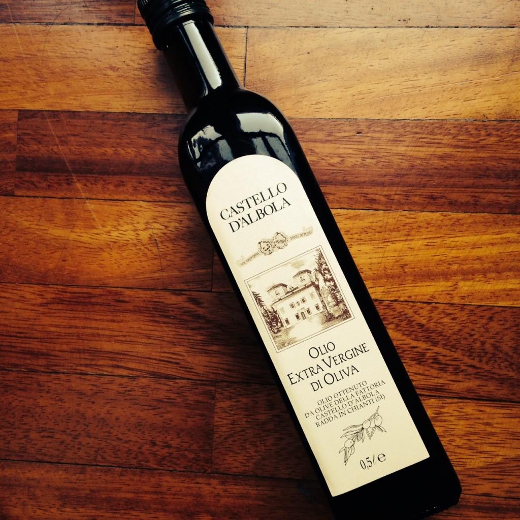 Olio e.v. di oliva Castello D'Albola