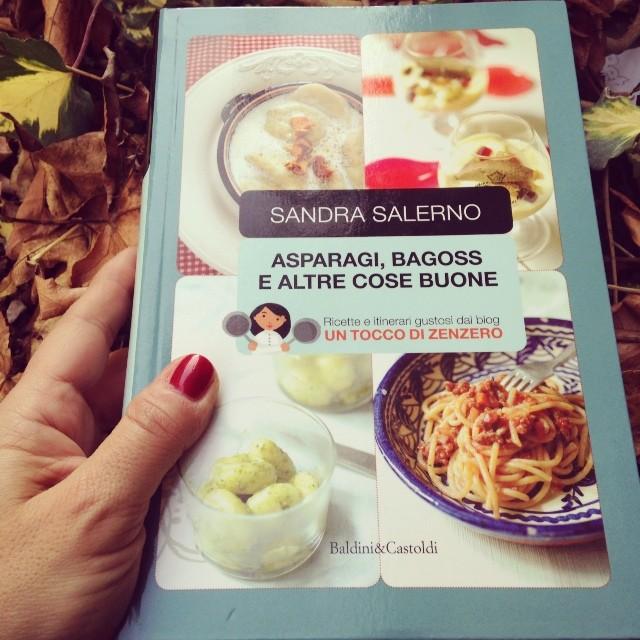 My first cookbook, il mio primo libro, Asparagi, Bagoss e altre cose buone