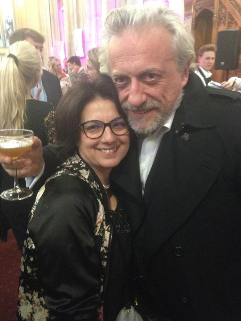 Davide Scabin et moi