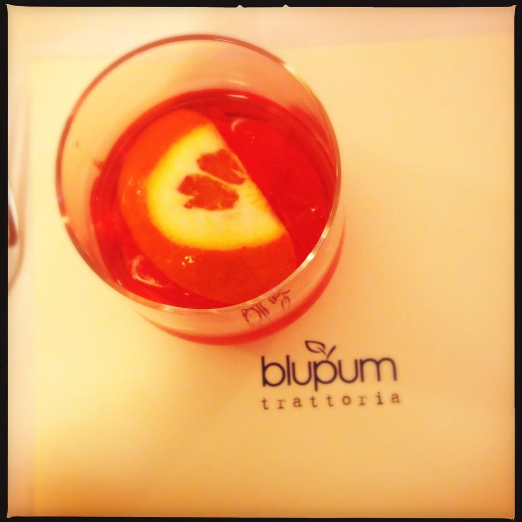 Spritz time al Blupum