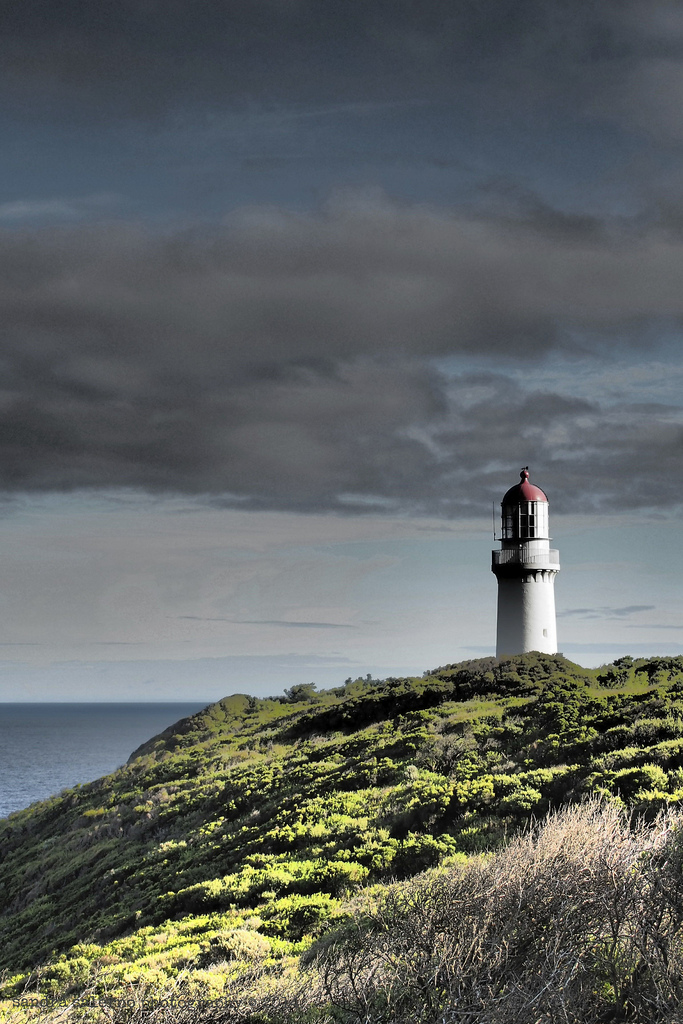 Cape Schank, Il faro (Mornington Peninsula, Melbourne)