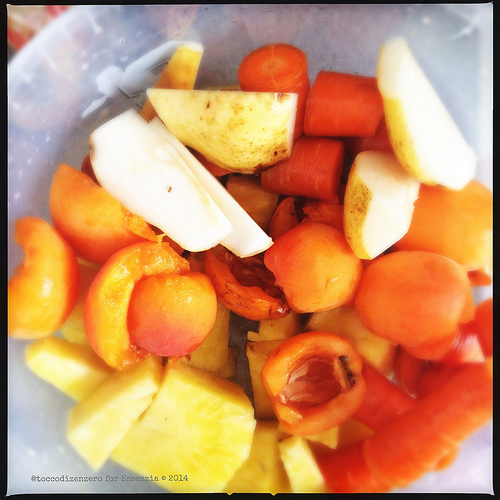 Fresh Fruit, summer's passion! Essenzia