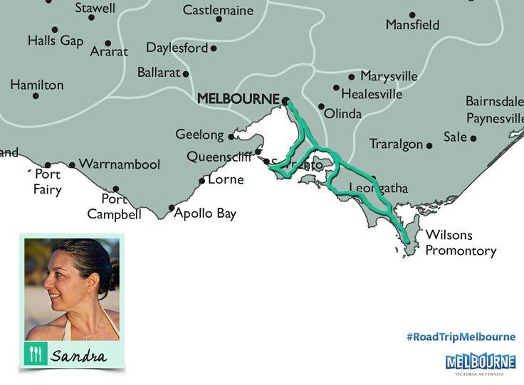 Itinerario Road Trip Melbourne