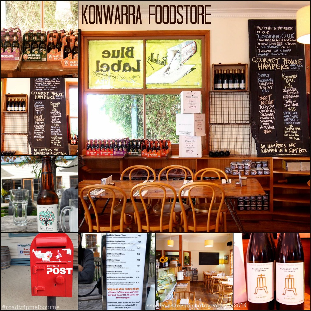 Konwarra Foodstore Collage