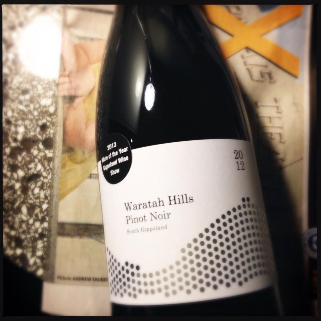 Pinot nero Waratah Hills