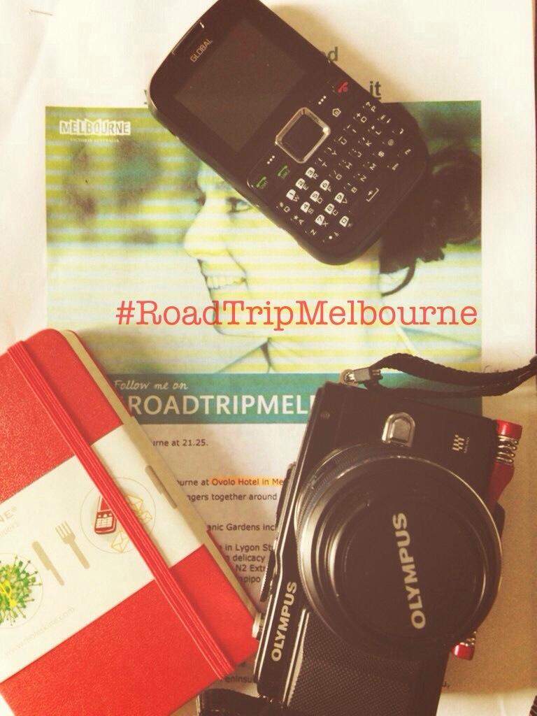 Road Trip Melbourne copertina