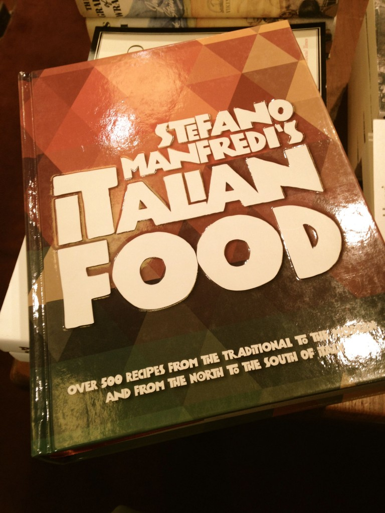 Stefano Manfredi CookBook