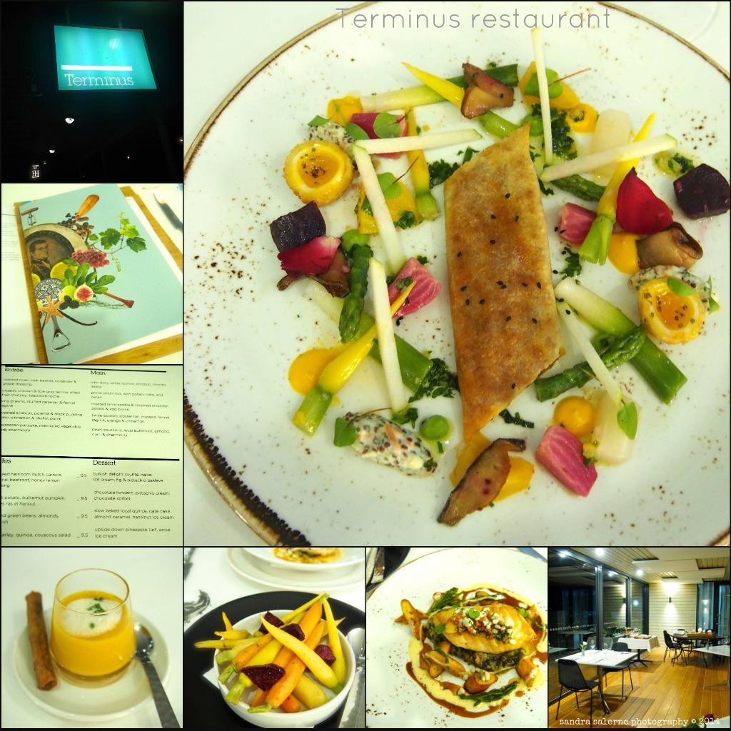 Terminus restaurant- chef Pierre Khodja