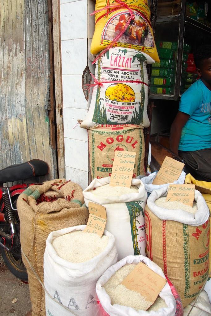 Mercato di Port Louis- Mauritius