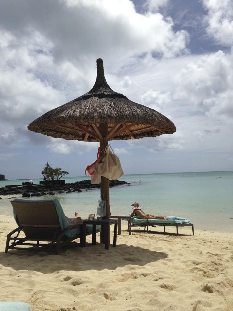 Royal Palm, la spiaggia, relax a Mauritius