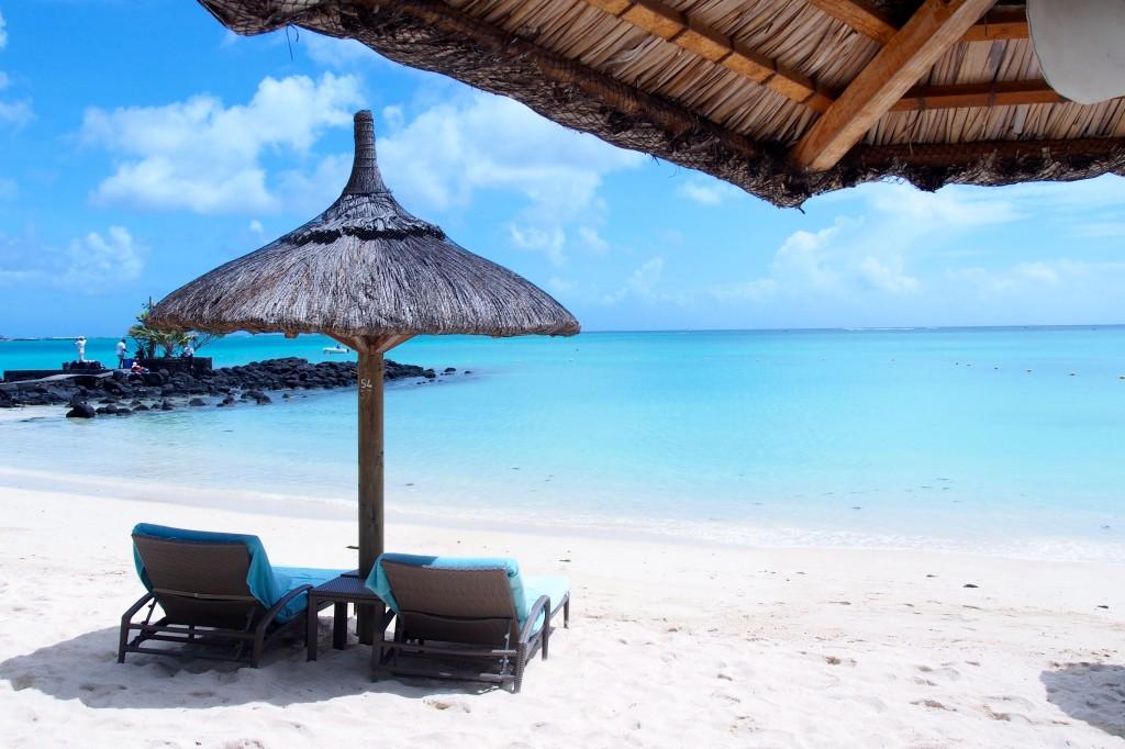 Royal Palm, beach- Mauritius