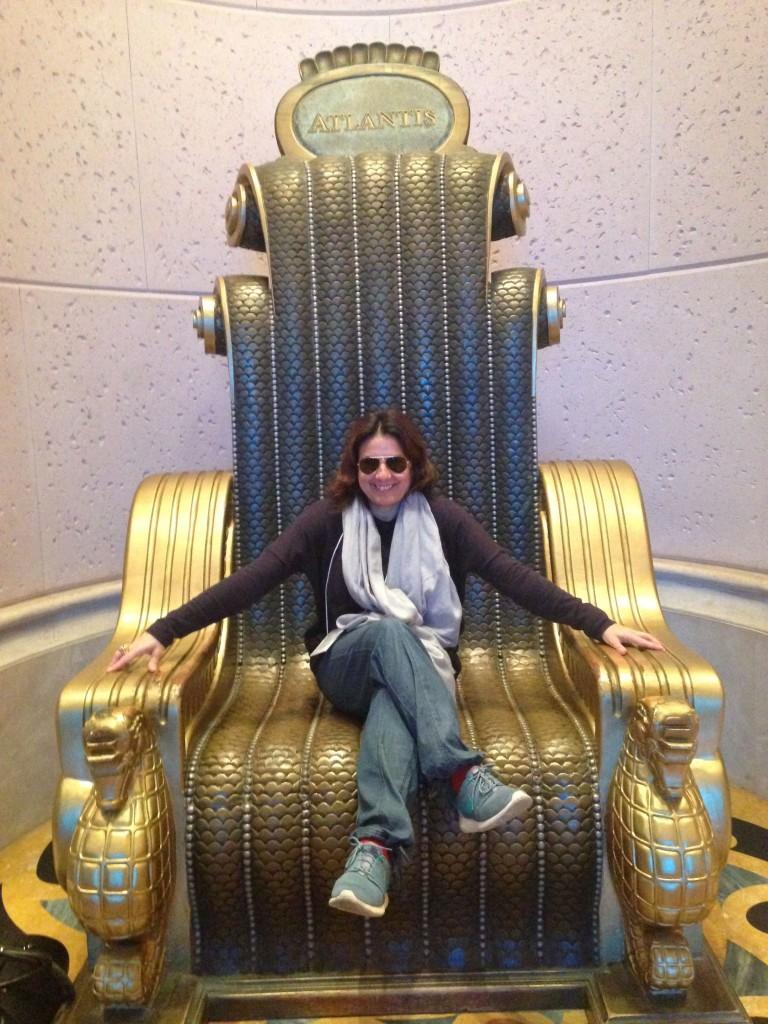La Regina di Atlantide