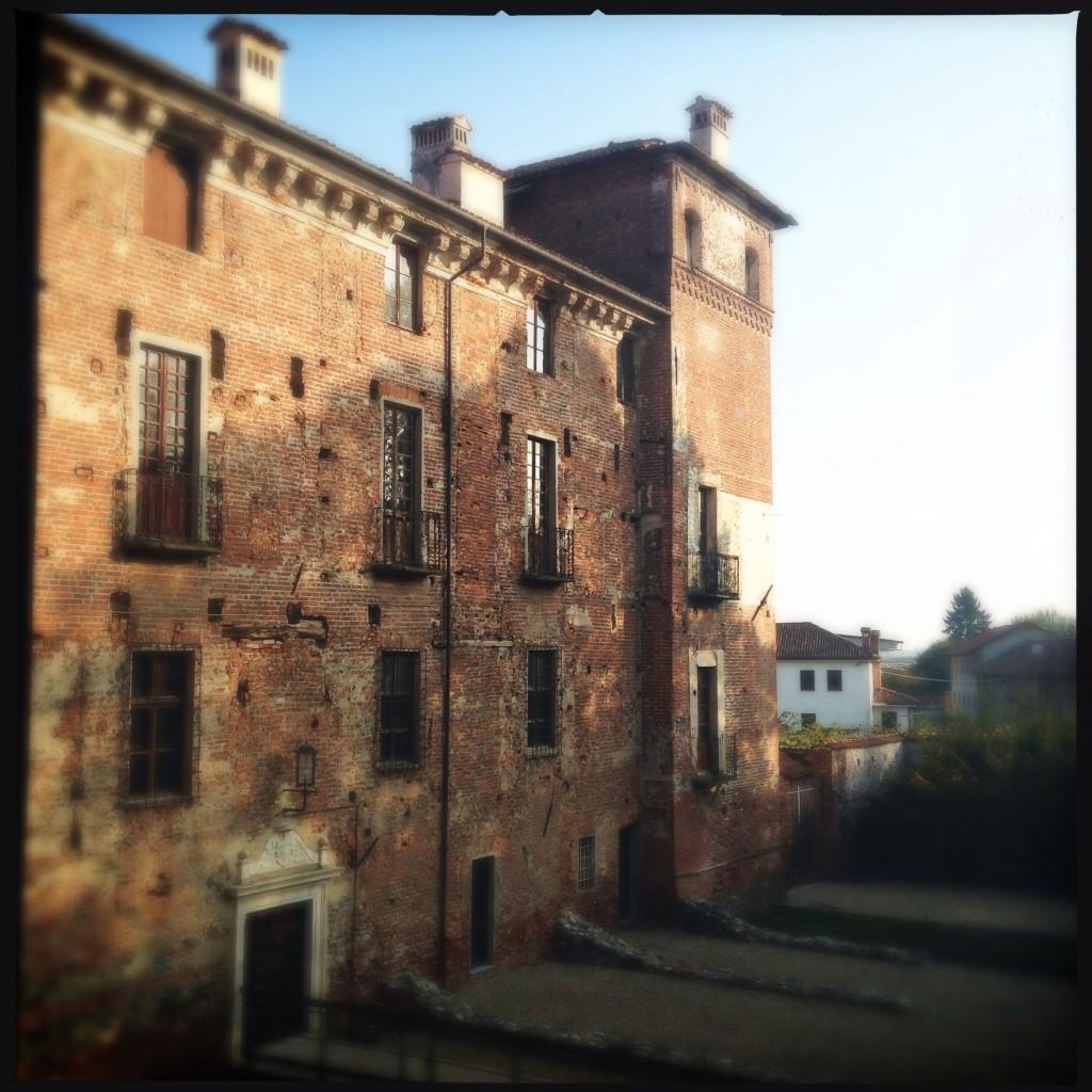 Lagnasco, il Castello