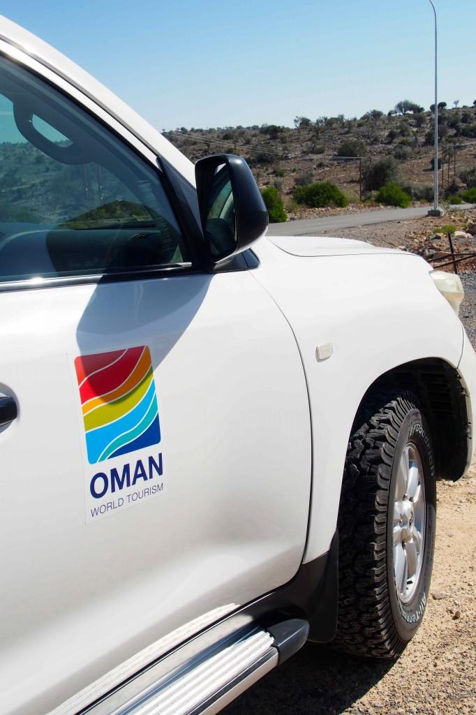 Oman Turismo