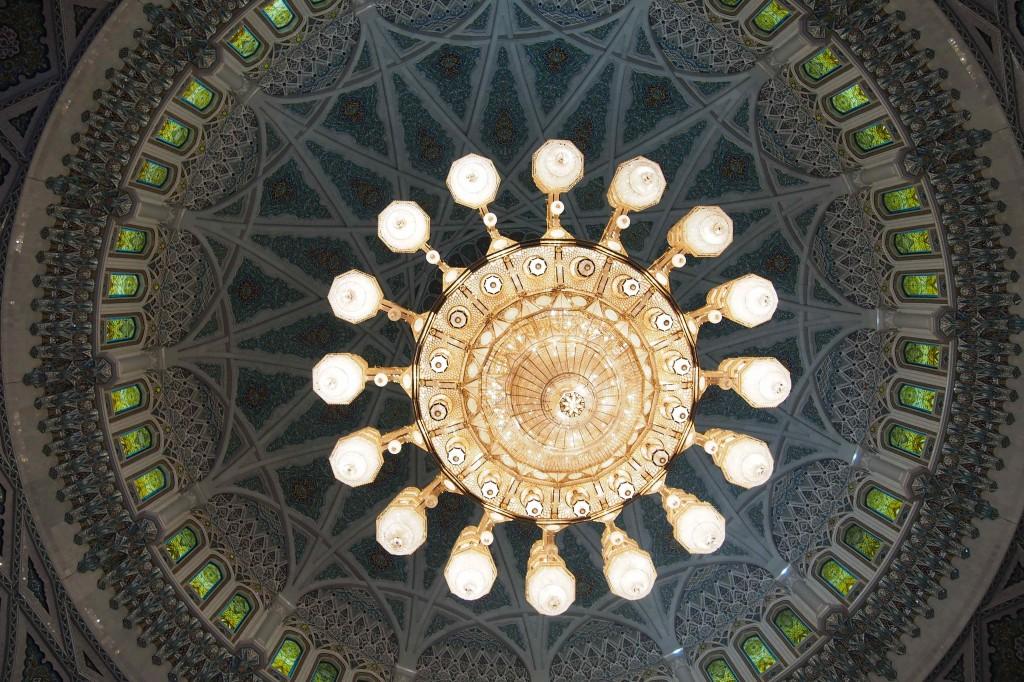 ampadario-Moschea Sultan Qaboos