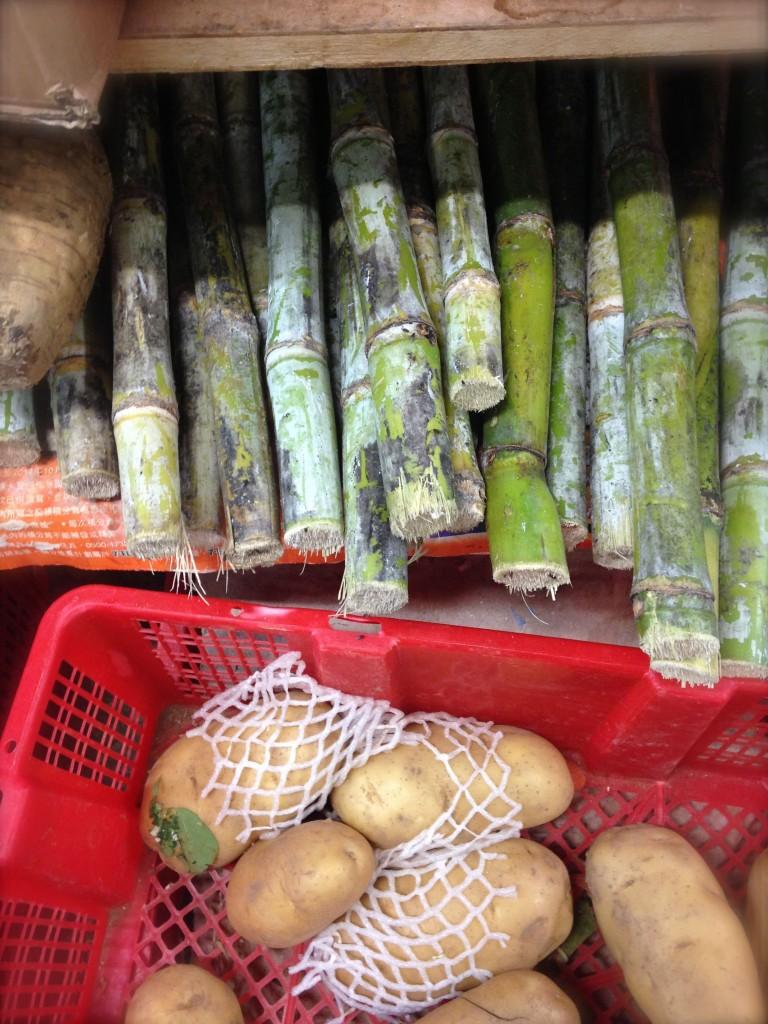Bamboo Hong Kong Market
