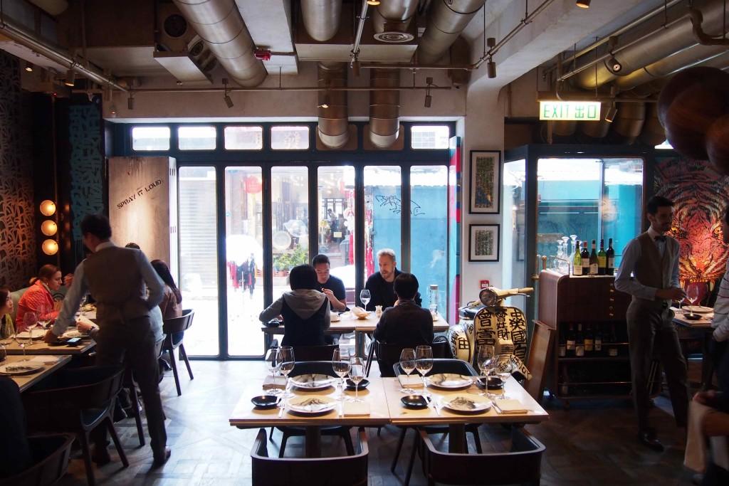 Bibo restaurant © Sandra Salerno