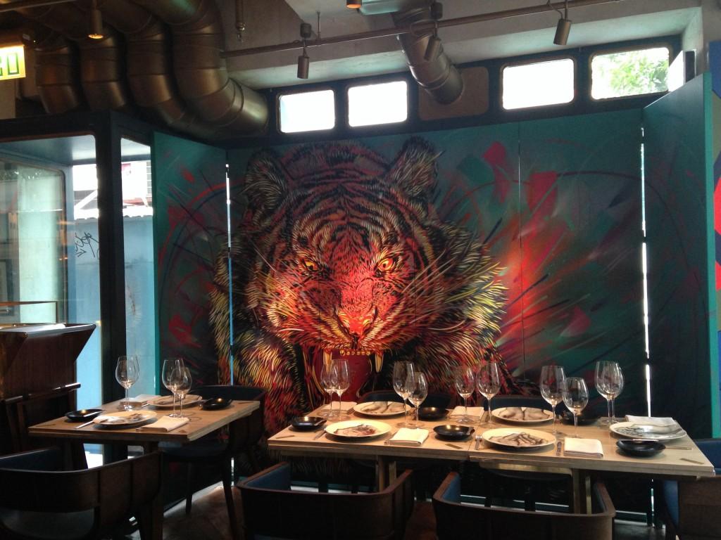 Bibo restaurant HK