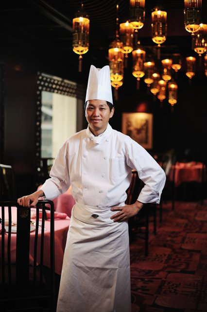 Chef Man-Sing Lee Man Wah Hong Kong