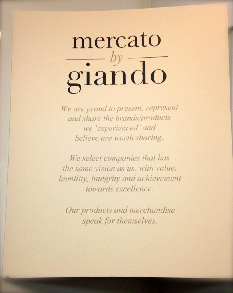 Mercato by Giando HK