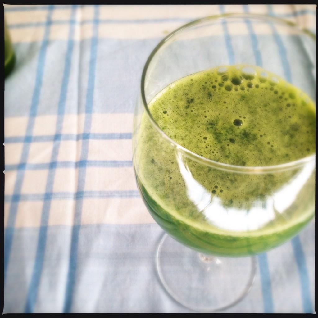 Succo verde o il mostro di Lochness