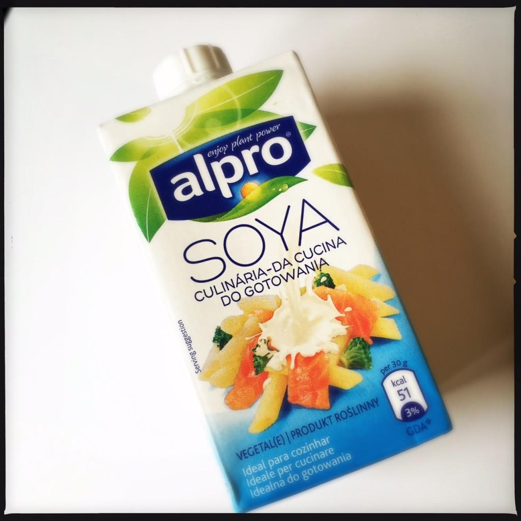 crema di soia Alpro